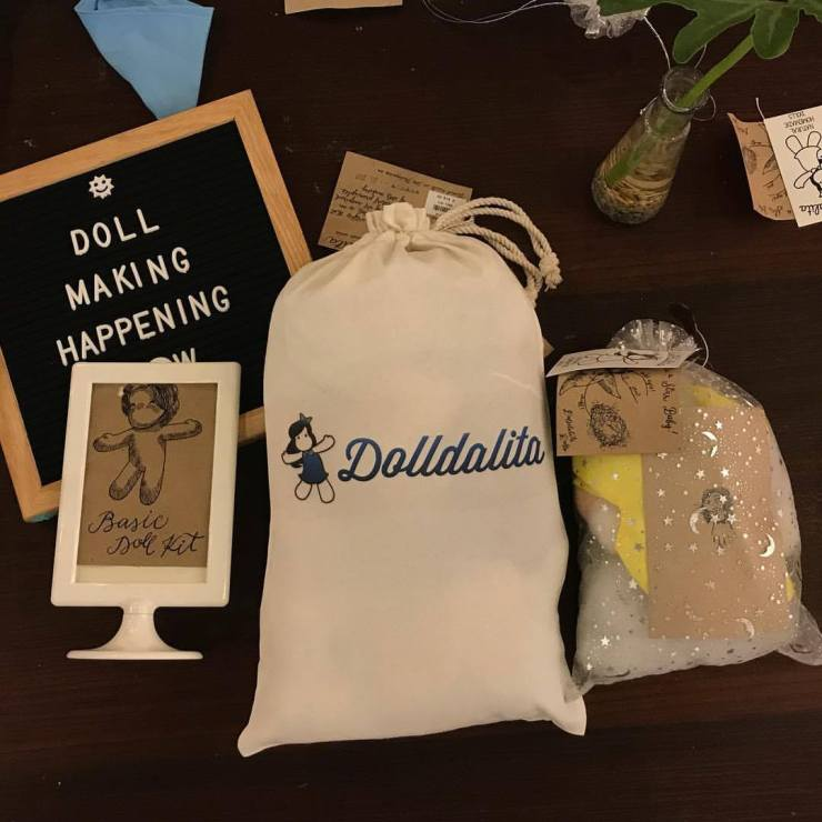Dolldalita Dolls are Lovingly Handmade from the Philippines