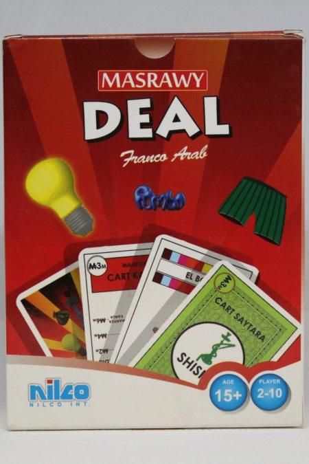 Deal Masrawy Travel