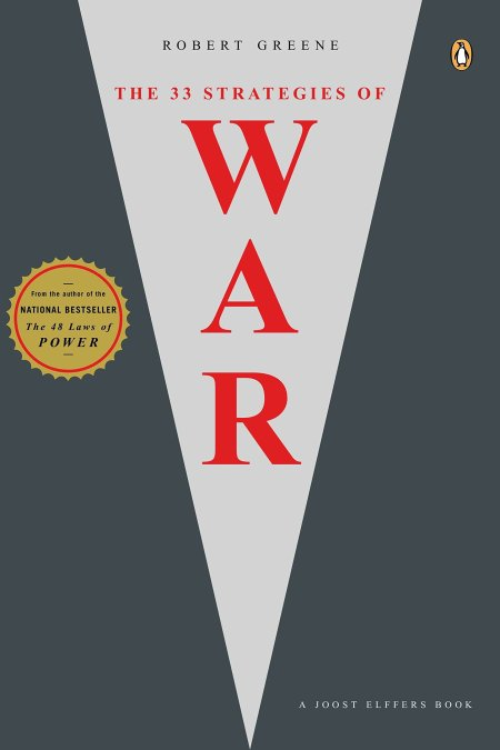 33 Strategies of War (Joost Elffers Books)