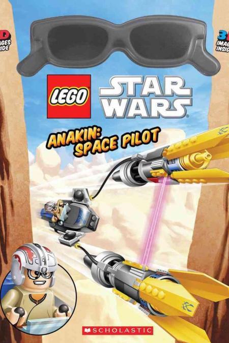 Lego Star Wars: Anakin: Space Pilot: Space Pilot (3d)