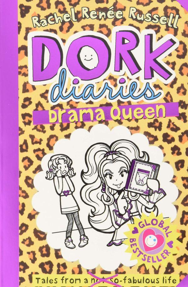Dork Diaries 9 Drama Queen