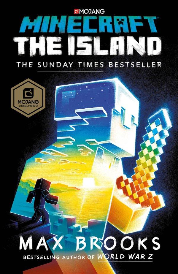 Minecraft: The Island An Official Minecraft Novel