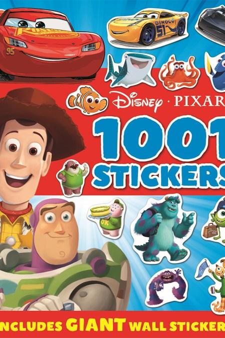 1001 Stickers Disney Pixar