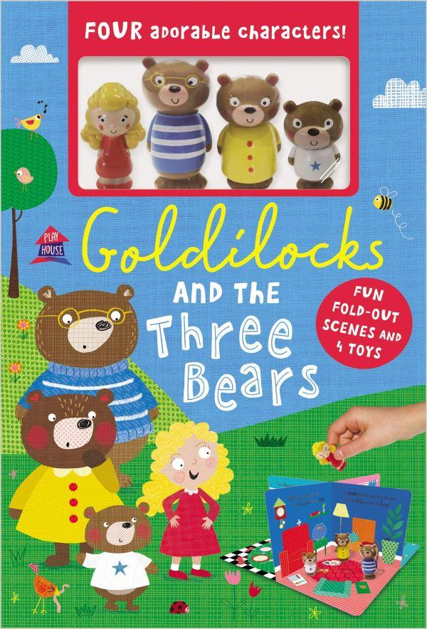 Goldilocks and the Three Bears (Playhouse)