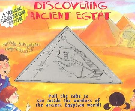 Discovering Ancient Egypt Magic Skeleton (1298/DETB)