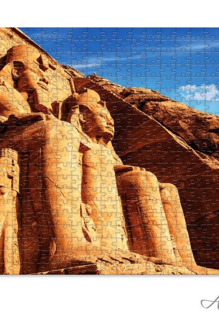 Abu Simbel Puzzle 500 P500-102