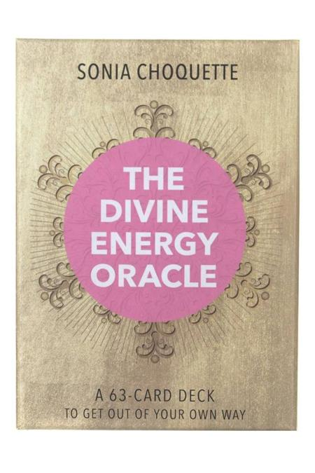 Divine Energy Oracle : A 63-Card Deck to Get Out of Your Own Way