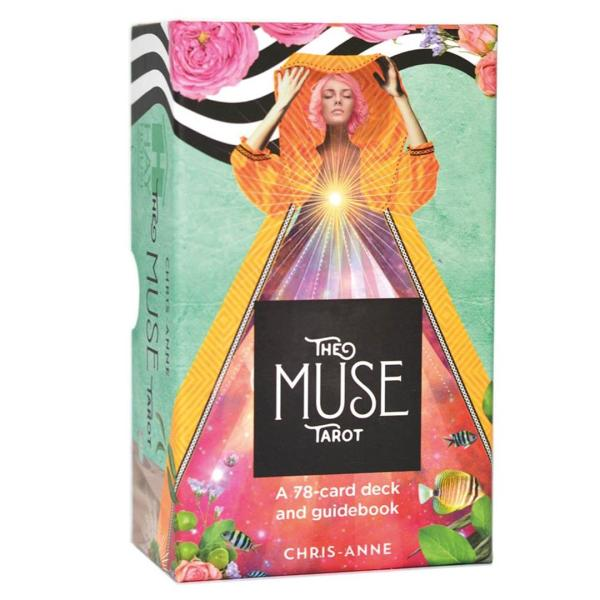 Muse Tarot : A 78-Card Deck and Guidebook