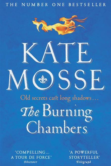 Burning Chambers - Book 1 The Burning Chambers Series