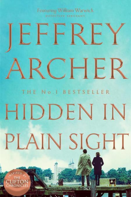 Hidden in Plain Sight - Book 2 William Warwick series