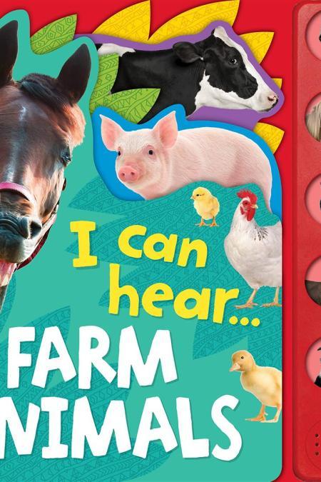 I Can Hear Farm Animals