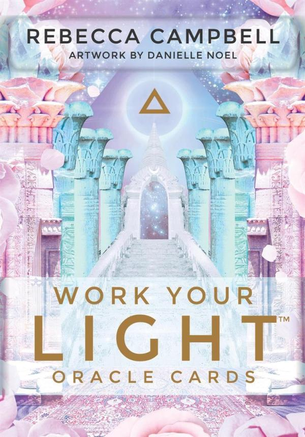 Work Your Light Oracle Cards : A 44-Card Deck and Guidebook