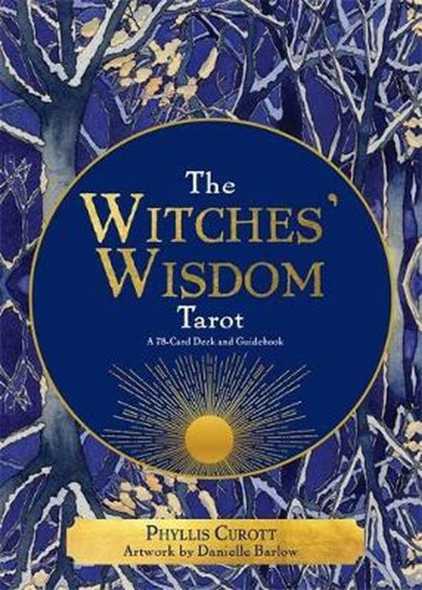 Witches' Wisdom Tarot : A 78-Card Deck and Guidebook