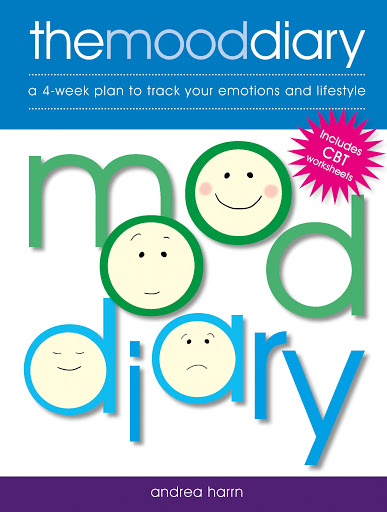 Mood Diary : A 4-Week Plan to Track Your Emotions and Lifestyle