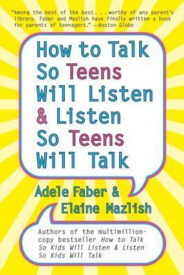 How to Talk So Teens Will List