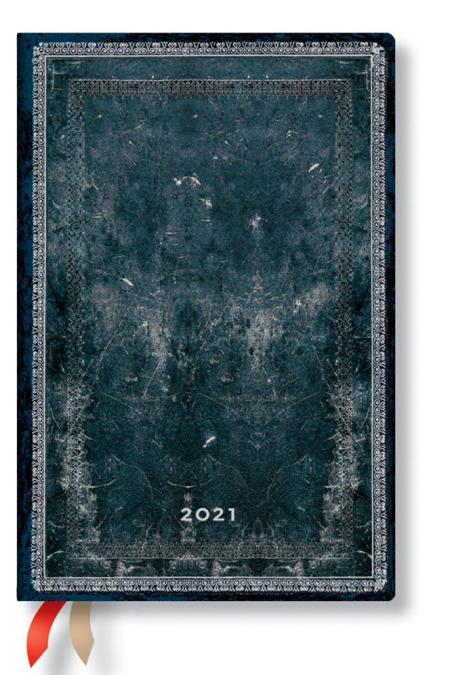 2021 Midnight Steel Mini Horizontal