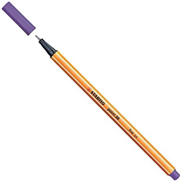 Stabilo Point 88 Violet pen 88