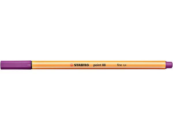 Stabilo Point 88 Lilac pen 88/
