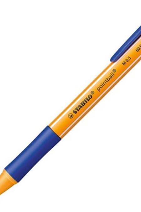 Stabilo Blue Pointball pen 603