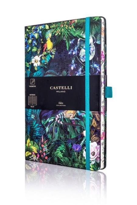 Castelli Mid Eden Lily Ruled N