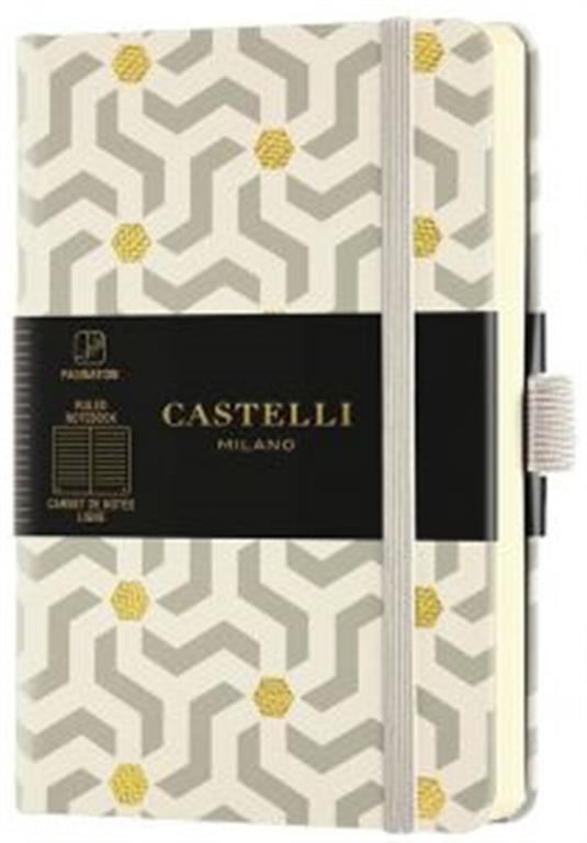 Castelli Pkt C&G Diamonds Gold
