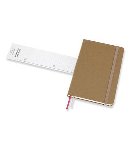 Kraft Brown Two-Go Notebook Me