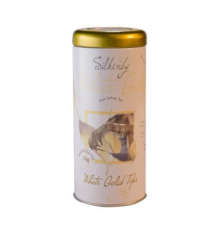 White Gold Tips TINS