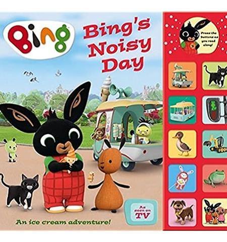 Bing's Noisy Day Interactive S