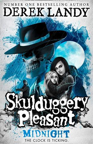 Midnight Skulduggery Pleasant