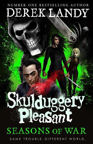 Seasons of War Skulduggery Ple