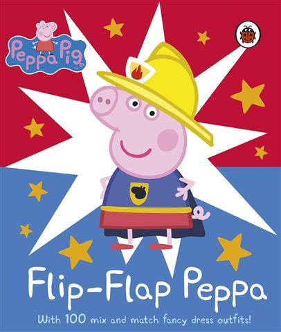 Peppa Pig Flip-Flap Peppa
