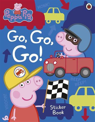 Peppa Pig Go, Go, Go