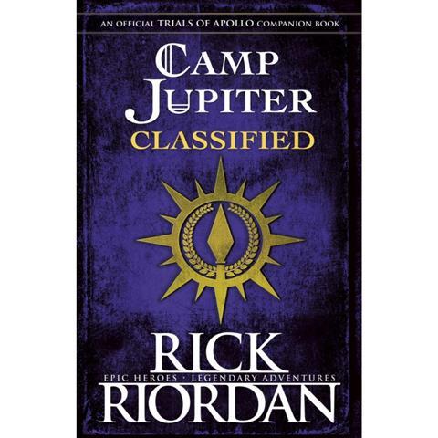 Camp Jupiter Classified