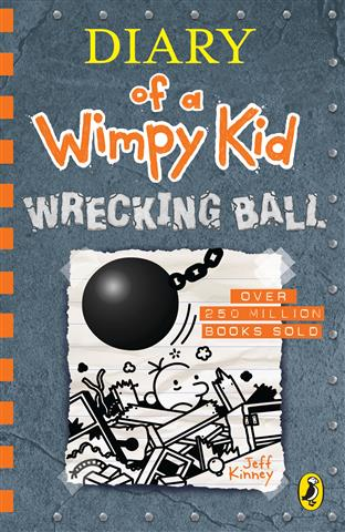 Diary of a Wimpy Kid Wrecking