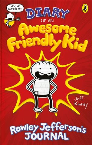 Diary of an Awesome Friendly K