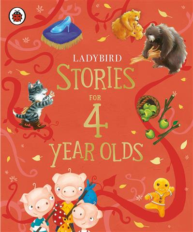 Ladybird Stories for Four Year