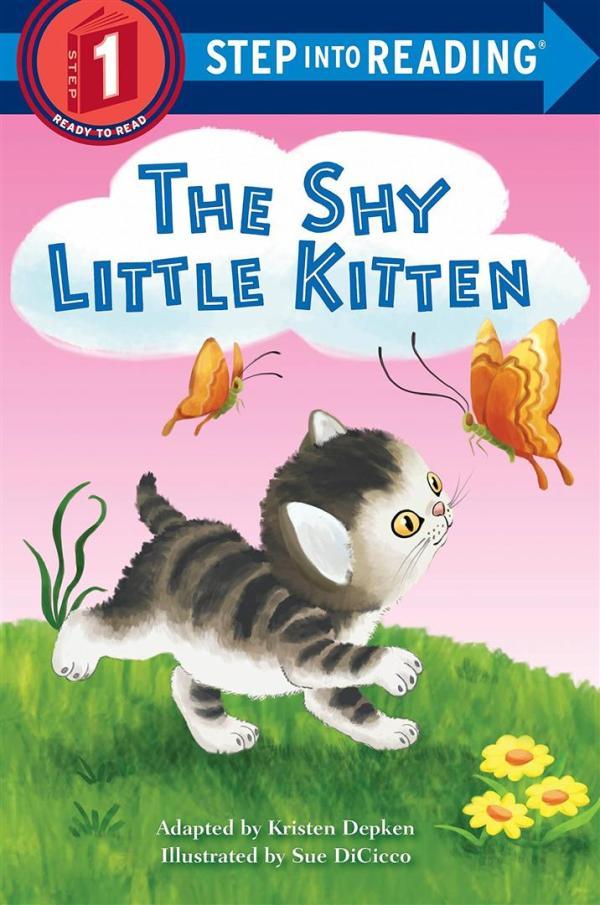 Shy Little Kitten Step Into Re