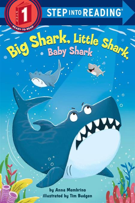 Big Shark, Little Shark, Baby