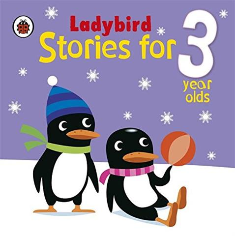 Ladybird Stories for 3 Year Ol