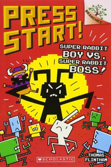 Super Rabbit Boy vs. Super Rab