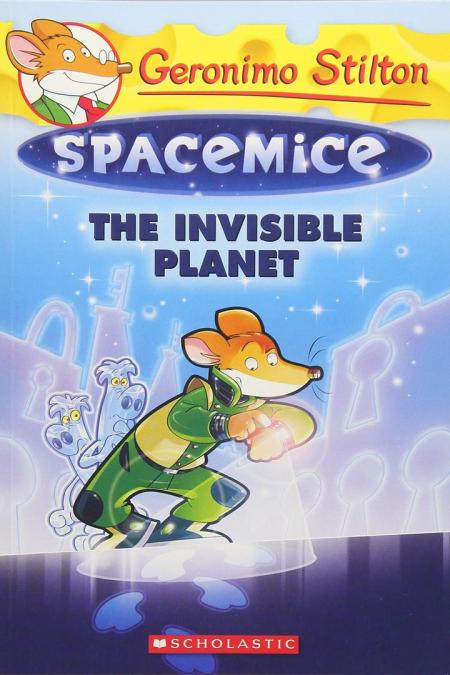 Invisible Planet: Geronimo Sti