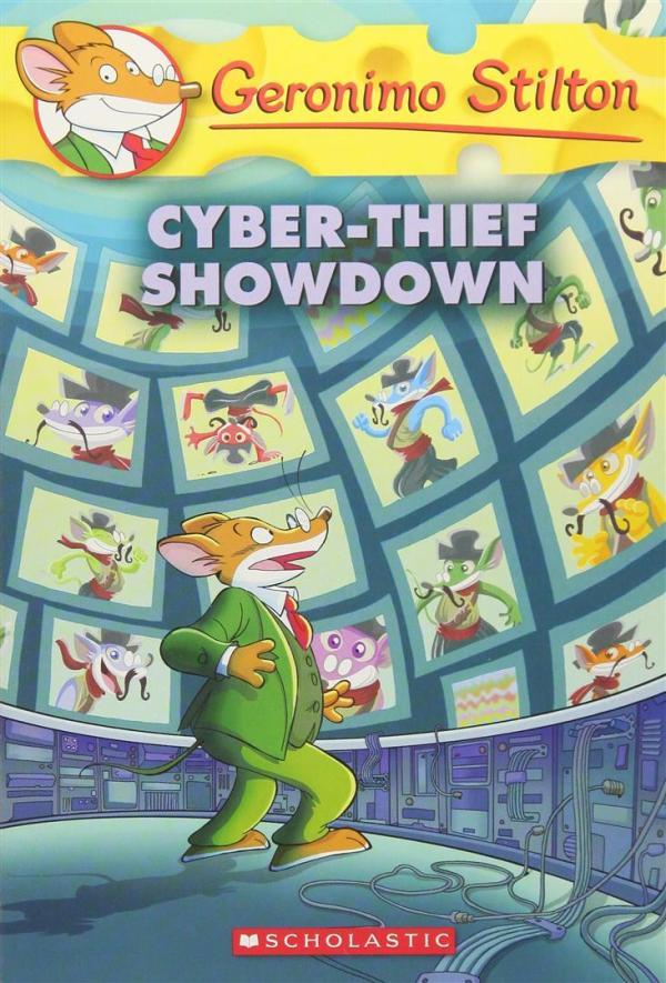 Cyber Thief Showdown