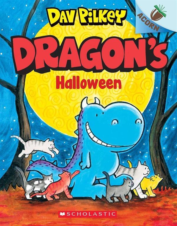 Dragon's Halloween