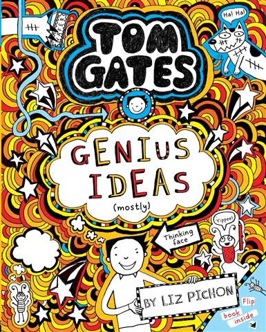 Tom Gates 4 Genius Ideas
