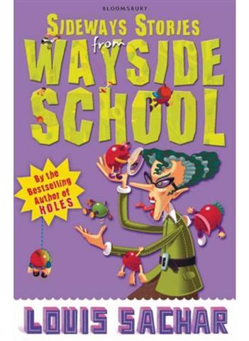 Sideways Stories from Wayside