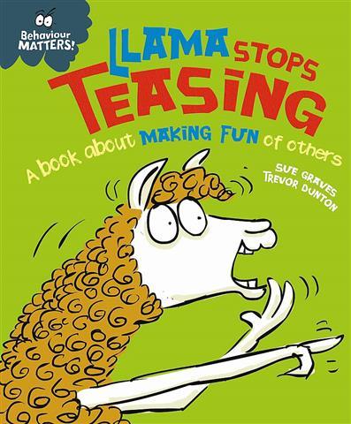 Llama Stops Teasing