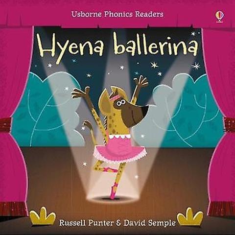 Hyena Ballerina