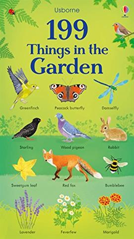 199 Things in the Garden