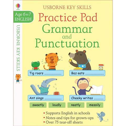 Key Skills Practice Book Gramm