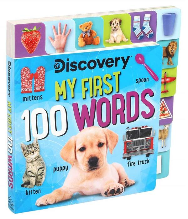 Discovery: My First 100 Words